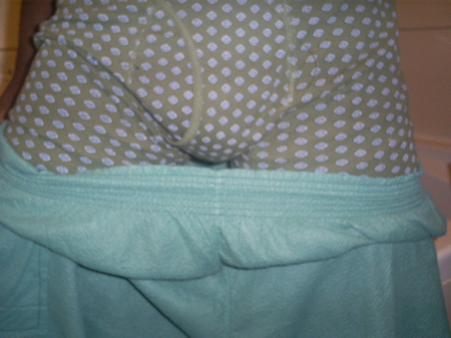 pic of the new package and its padding. for a pad and 2 gauzes i ...