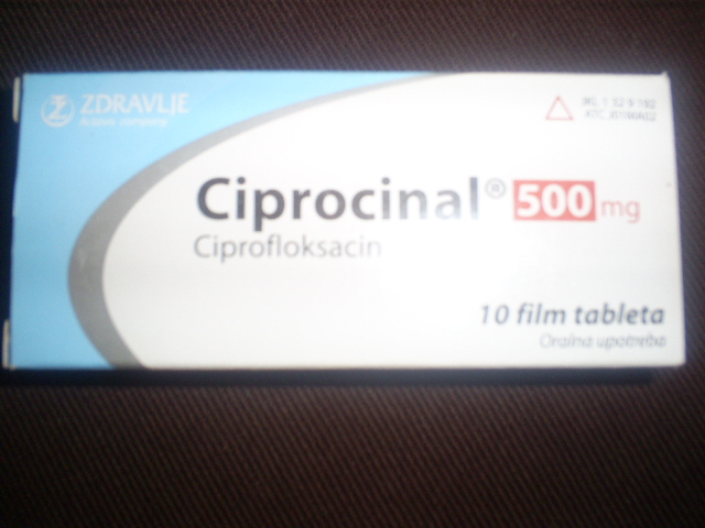 Antibiotic used for the first 7 days, you can take half a pill twice a ...