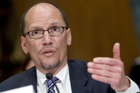 Sec. of Labor Tom Perez